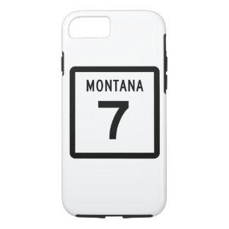 Carretera 7 de Montana Funda Para iPhone 8/7