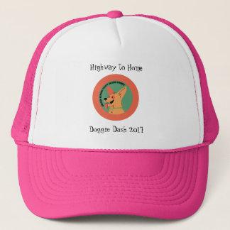 ¡Carretera del equipo para dirigirse el gorra del