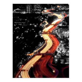 Carretera del insomnio postal