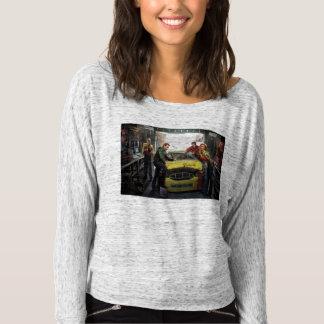 Carretera eterno camiseta