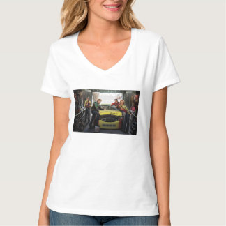 Carretera eterno camisetas