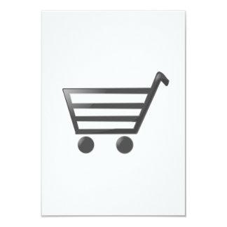 Carro de la compra comunicados personalizados