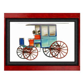 Carro de Rockaway Postal