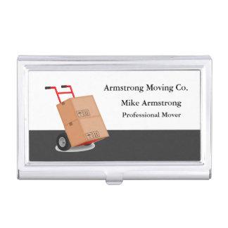 Carro del carro del motor de la compañía móvil caja para tarjetas de visita