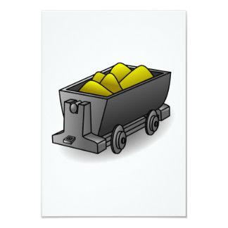 Carro del oro comunicados