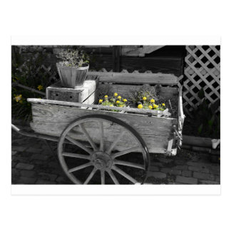 Carro viejo de Juliette Georgia Postal