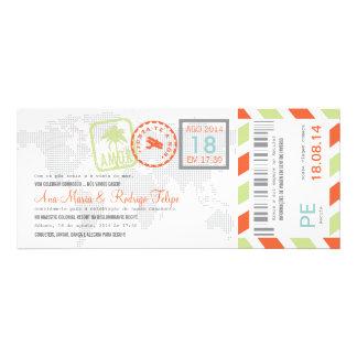Cartão de Embarque Bilhete Passagem Aérea Anuncios