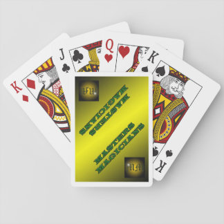 Cartas de Poker No Bicycle Masters Magicians