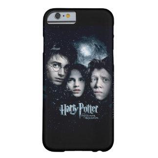 Cartel de película de Harry Potter Funda Barely There iPhone 6