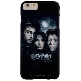 Cartel de película de Harry Potter Funda De iPhone 6 Plus Barely There