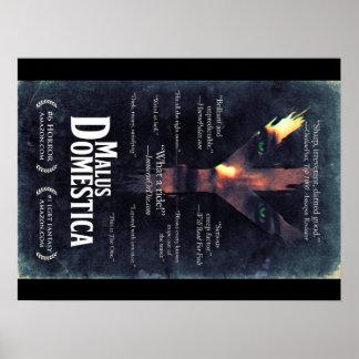 Cartel de película retro del Malus Póster