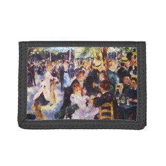 Cartera De 3 Hojas Auguste Renoir - baile en el la Galette de Le