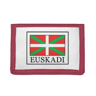 Cartera De 3 Hojas Euskadi