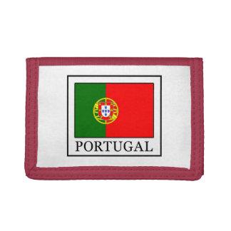 Cartera De 3 Hojas Portugal
