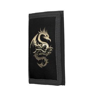 Cartera de cobre del dragón