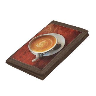 Cartera de la taza de café