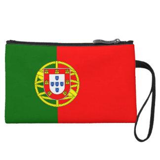Cartera de los mitones de la bandera de Portugal