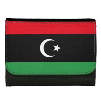 Carteras Bandera de Libia