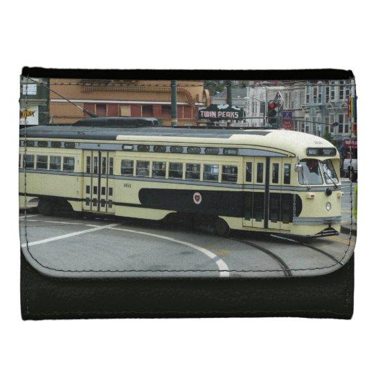 Carteras Teleférico de San Francisco