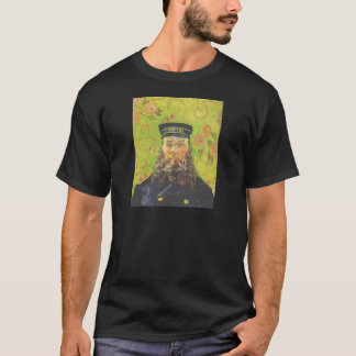 Cartero José Roulin - Vincent van Gogh del retrato Camiseta