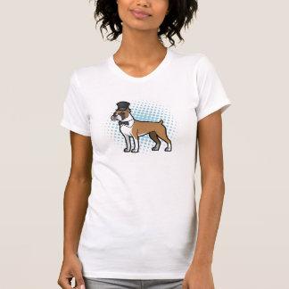 Cartoonize mi mascota camisetas