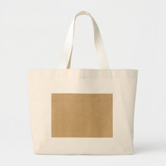 Cartulina acanalada bolsa tela grande