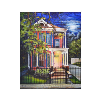 """Casa 11"""" del distrito del jardín"""" impresión de la"""
