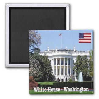 Casa Blanca de los E.E.U.U. los Estados Unidos de Imanes