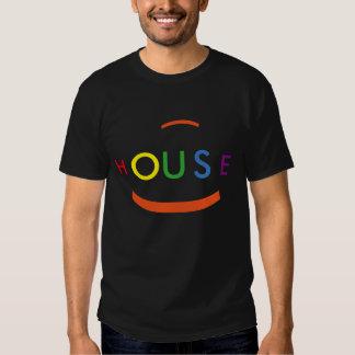 casa camisetas