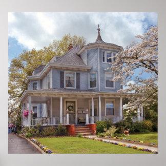 Casa - casa de las abuelitas póster