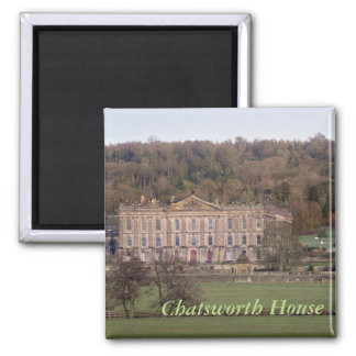 Casa de Chatsworth Imanes