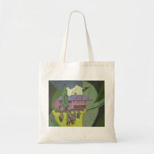 Casa de Ernst Kirchner- Violett, montaña Nevado Bolsas