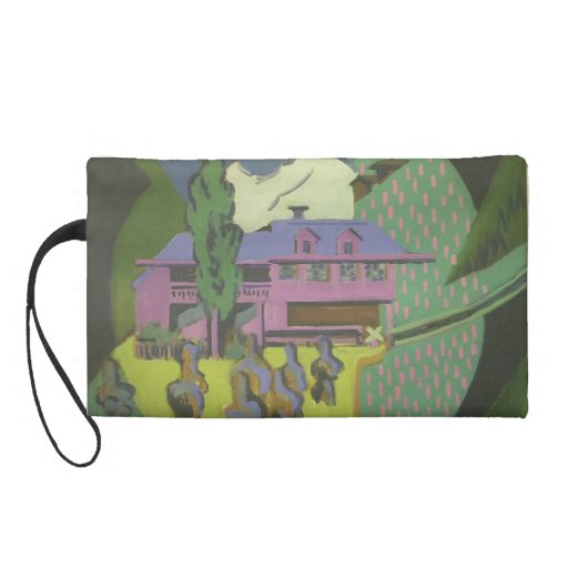 Casa de Ernst Kirchner- Violett, montaña Nevado