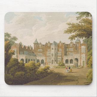 Casa de Holanda, el asiento del Lo honorable derec Alfombrilla De Ratón