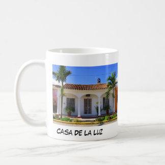 Casa De La Luz Taza
