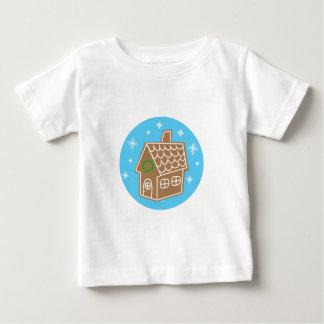 Casa de pan de jengibre camisetas