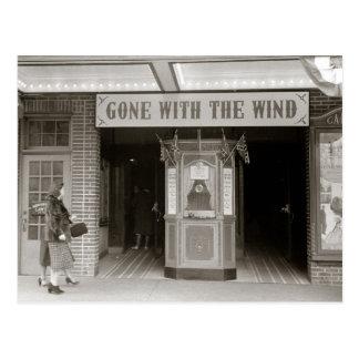 Casa de película meridional, 1940 postal