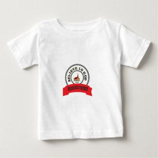 casa de reunión de la capilla de la iglesia camiseta de bebé