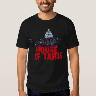 Casa de Tards (rojo) Camisetas