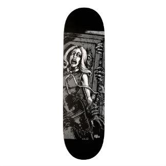 Casa de zombis tabla de skate