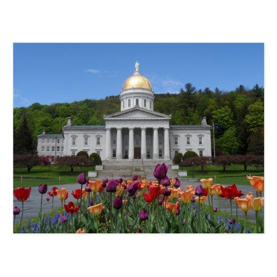 Casa del estado de Vermont - Montpelier Postal