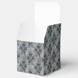Casa encantada caja para regalos