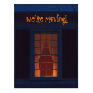 Casa encantada somos nueva dirección móvil postal