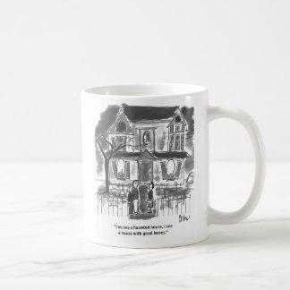 casa encantada taza de café