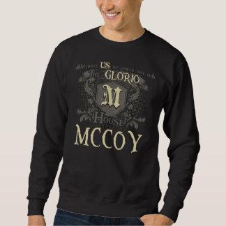 Casa MCCOY. Camisa del regalo para el cumpleaños