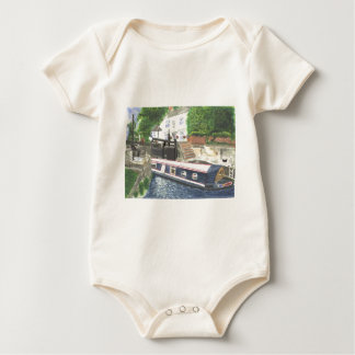Casa Nottingham de la cerradura del canal de Body Para Bebé