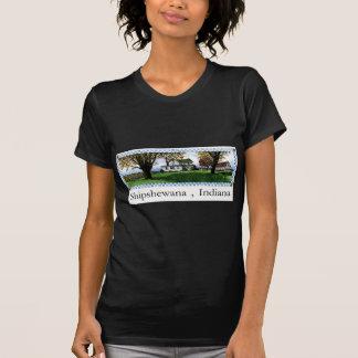 Casa Shipshewana Indiana de Amish Camiseta