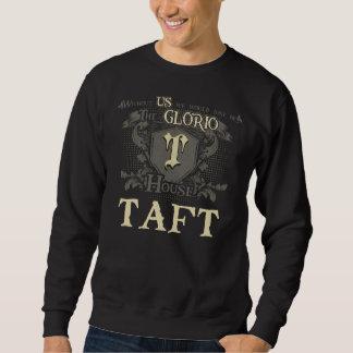 Casa TAFT. Camisa del regalo para el cumpleaños