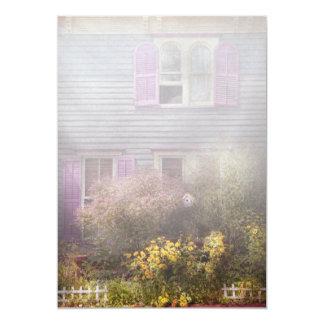 Casa - Victorian - una casa para llamar mis los Invitación 12,7 X 17,8 Cm