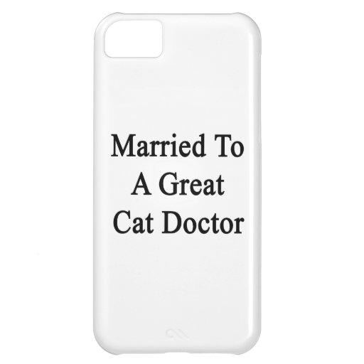 Casado con un gran doctor del gato